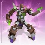 Robot Transformers Decepticon Wildwheel Battle Call Trooper