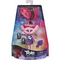 Figurina Trolls Poppy Rock Style Deluxe Fashion