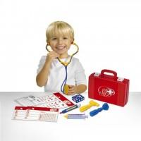 Trusa doctor cu gentuta - Simba Toys