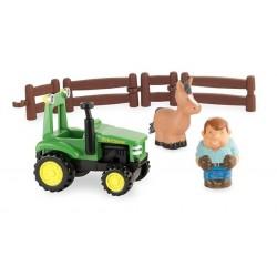 Set tractor Biemme Johnny Deere
