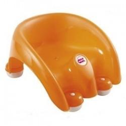 Suport ergonomic Pouf OKBaby 833 portocaliu