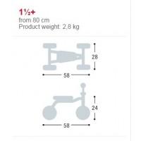 Tricicleta Wutsch Puky 3028