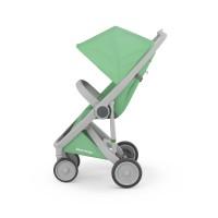 Carucior Greentom Classic Upp 100% Ecologic Grey Mint