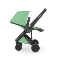 Carucior Greentom Reversible 100% Ecologic Black Mint