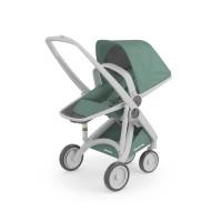 Carucior Greentom Reversible 100% Ecologic Grey Sage
