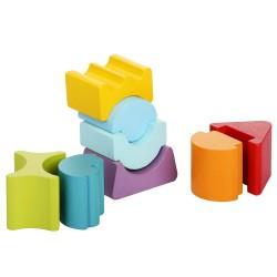 Set constructii Cubika Turn 11 piese