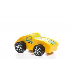 Jucarie din lemn Cubika Sport Car