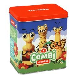 Puzzle Cubika Combi 2