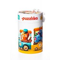 Puzzle Cubika Trenuletul Vesel