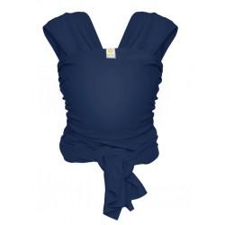 Sistem de purtare Bykay Wrap Elastic Classic 3.5-10Kg Jeans Blue