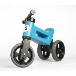 Bicicleta fara pedale Funny Wheels Rider Sport 2 in 1 Blue
