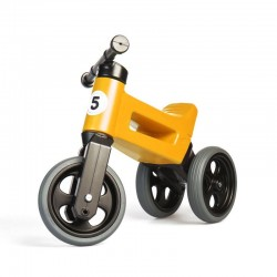 Bicicleta fara pedale Funny Wheels Rider Sport 2 in 1 Orange