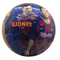 Minge FC Barcelona Messi marimea 5 19/20 lucioasa