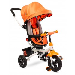 Tricicleta copii reversibila si pliabila Toyz Wroom Orange