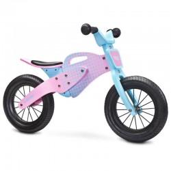 Bicicleta fara pedale Toyz Enduro Pink