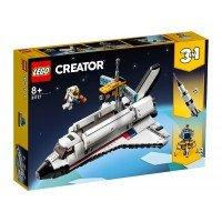 LEGO Creator - Aventura cu naveta spatiala 31117
