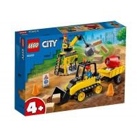 LEGO City - Buldozer pentru constructii 60252