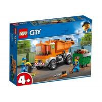 LEGO City - Camion pentru gunoi 60220