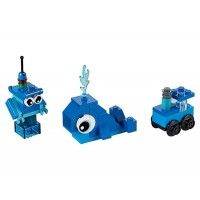 LEGO Classic - Caramizi creative albastre 11006