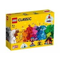 LEGO Classic - Caramizi si case 11008
