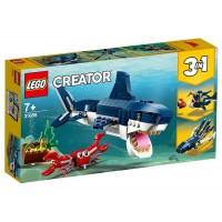 LEGO Creator - Creaturi marine din adancuri