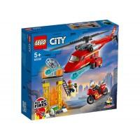 LEGO City - Elicopter de pompieri 60281