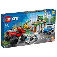 LEGO City - Furtul cu Monster Truck 60245