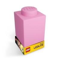 Lampa Caramida LEGO roz