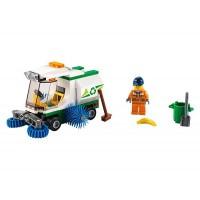 LEGO City - Masina de maturat strada 60249