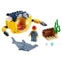 LEGO City - Minisubmarin oceanic 60263