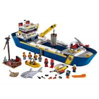 LEGO City - Nava de explorare a oceanului 60266