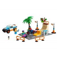 LEGO City - Parc de skateboarding 60290