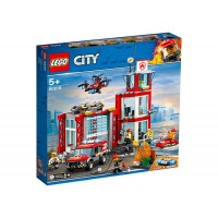 LEGO City - Statie de pompieri 60215