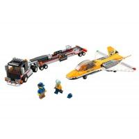 LEGO City - Transportor de avion 60289