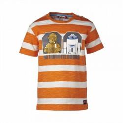 Tricou LEGO Star Wars Droids Portocaliu 110