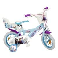 Bicicleta copii 12 inch Frozen 2
