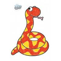 Carte de colorat cu activitati in limba engleza si abtibilduri Animale