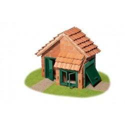 Set constructie Casa cu tigla - 200 piese