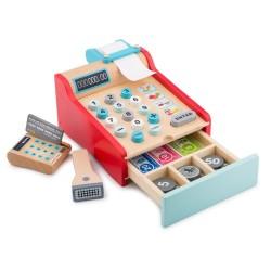Casa de marcat New Classic Toys