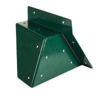 Coltar universal pentru leagan, forma patrata, unghi oblic Verde
