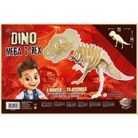 Set constructie Dinozaur Dino T-Rex Gigant