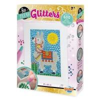 Set creativ Glitters - Lama