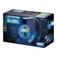 Glob pamantesc levitant