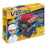 Jucarie educativa - Motor V8 Buki France