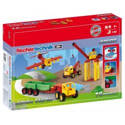 Set constructie Junior Jumbo Starter 16 modele