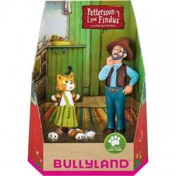 Set figurine Pettersson si Findus Bullyland