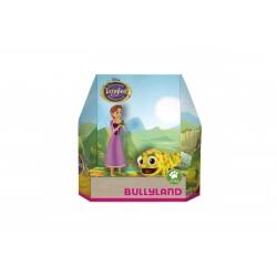 Set 2 figurine Rapunzel cu parul scurt