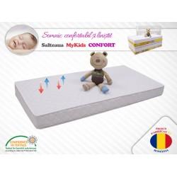 Saltea MyKids Cocos Confort II 115x55x10 cm
