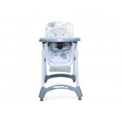 Scaun de masa copii Cangaroo Mint Gri