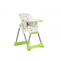 Scaun de masa pentru copii Cangaroo Party Mix Verde